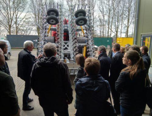 Kamercommissie Landbouw bezoekt Kunstmestvrije Achterhoek
